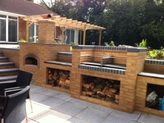 rocca wood fired oven wood