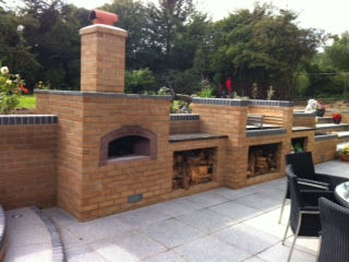 wood fired oven rocca