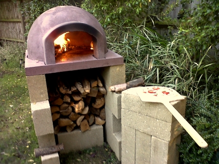 Primo Wood Burning Oven