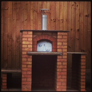 Hindle Outdoor Pizza Oven Primo 60