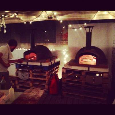 Mezzo Oven Outdoor Wood Fired