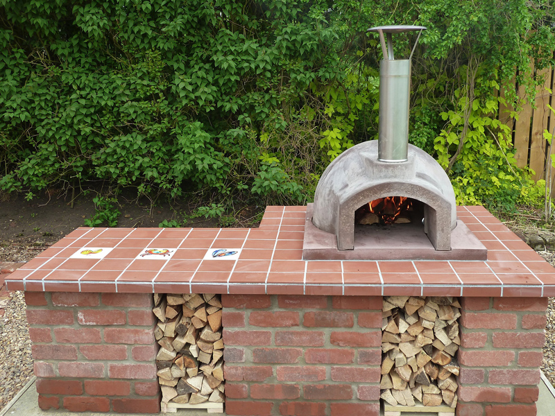 Primo Oven Carey Pizza Oven