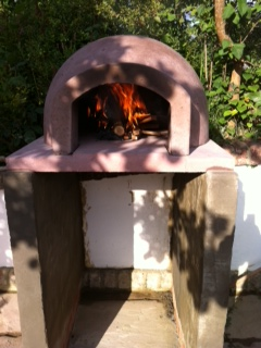 The Puttocks Primo Wood Burning Oven