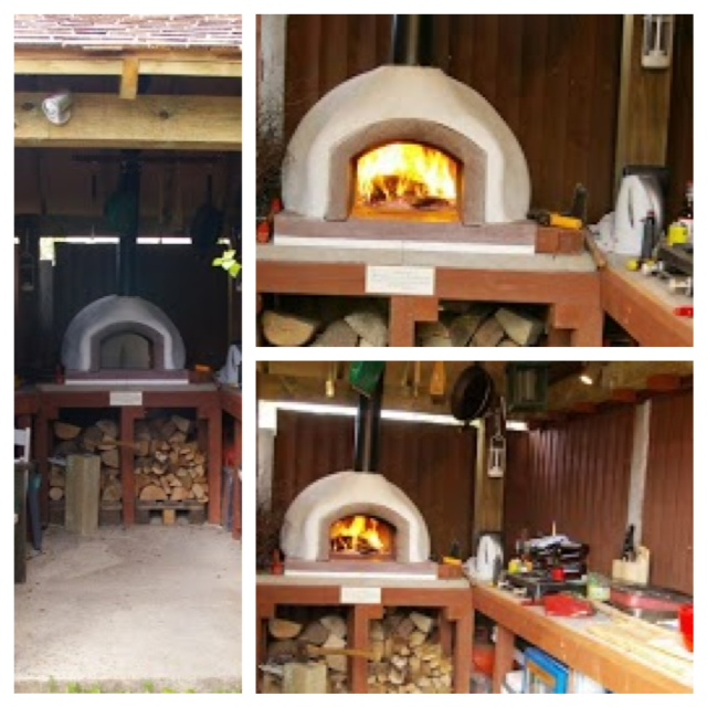 Primo Pizza Oven Outdoors