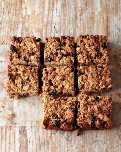Stone Bake's Cherry Oat & Seed Squares