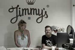 jimmys iced coffee gozney oven christchurch