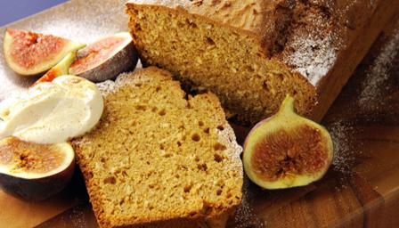 Stone Bake's Pumpkin and Coconut Loaf